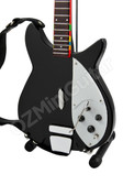 Miniature Guitar John Lennon THE BEATLES Guitar Hero