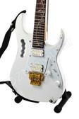Miniature Guitar Steve Vai JEM White
