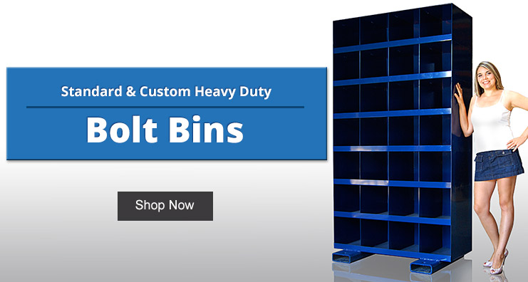 Heavy Duty Bolt Bins