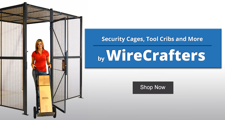 Wire Partitions & Cages