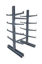 Meco Double Sided Cantilever Rack