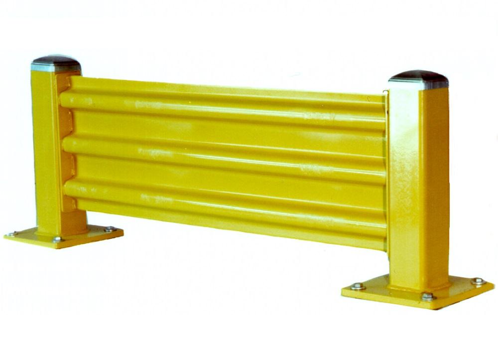 Warehouse guardrail industrialshelving