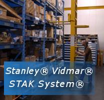 Stanley Vidmar Stak Systems