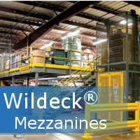 Wildeck Mezzanines Safety Gates and More
