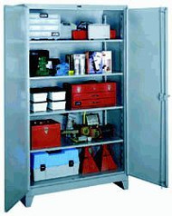 1120 Lyon Heavy Duty Storage Cabinet Full Height