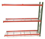Speedrack Add-On Unit with 3 levels