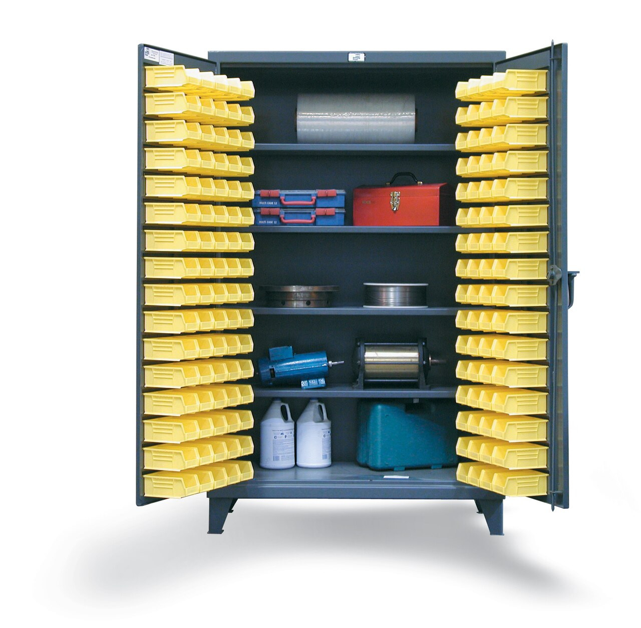 Heavy Duty Shelving - Material Handling | Industrial Shelving Systems