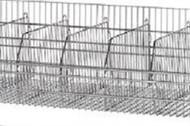 """DSK24 Post Basket Divider 24"""""""