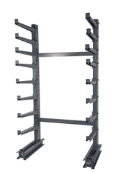 Single Sided Meco Cantilever Rack