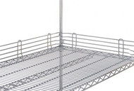 Wire Shelf Ledge