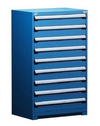 """r5aee-5813 modular drawer cabinet 36""""w with drawer dividers"""