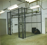 Wirecrafters Cages and Partitions