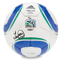 LANDON DONOVAN AUTOGRAPHED ADIDAS REPLICA MLS MATCH BALL UDA