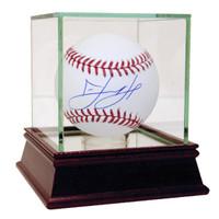 DAVID ORTIZ Signed MLB Baseball FANATICS