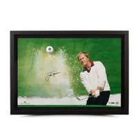"JACK NICKLAUS ""SAND TRAP"" BREAKING THROUGH UDA LE 25"