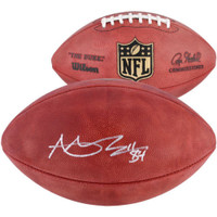 ANTONIO BROWN Pittsburgh Steelers Autographed Authentic Duke Football FANATICS