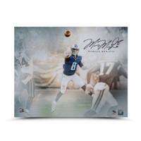 "MARCUS MARIOTA Autographed ""Rising Star"" 16 x 20 Photo UDA LE 58"