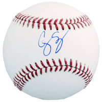 COREY SEAGER Autographed Los Angeles Dodgers Official MLB Baseball FANATICS