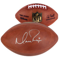 MATT RYAN Autographed Authentic NFL Duke Football FANATICS