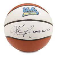 KEVIN LOVE Autographed & Inscribed Baden UCLA Basketball UDA LE 42