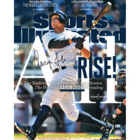 "AARON JUDGE Autographed 16"" x 20"" ""Sports Illustrated"" Photograph FANATICS"