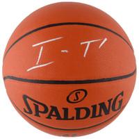 ISAIAH THOMAS Cleveland Cavaliers Autographed Indoor/Outdoor Basketball FANATICS
