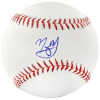 MANNY MACHADO Baltimore Orioles Autographed Baseball FANATICS