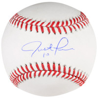 JUSTIN TURNER Los Angeles Dodgers Autographed Baseball FANATICS