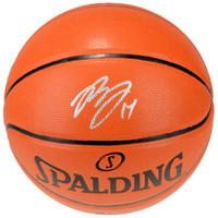 BRANDON INGRAM Los Angeles Lakers Autographed Indoor/Outdoor Basketball FANATICS