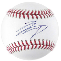 SHOHEI OHTANI Autographed Los Angeles Angels Official MLB Baseball STEINER