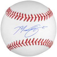 MAX SCHERZER Autographed Washington Nationals Official Baseball FANATICS