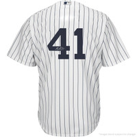 MIGUEL ANDUJAR Autographed New York Yankees Authentic Home Jersey STEINER