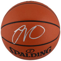 JAYSON TATUM Boston Celtics Autographed Spalding Basketball FANATICS