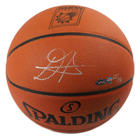 DEANDRE AYTON Autographed Phoenix Suns Logo Authentic Spalding Basketball - Limited Edition of 50 - GAME DAY LEGENDS & STEINER