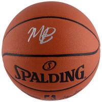 MARVIN BAGLEY III Sacramento Kings Autographed NBA Spalding Game Ball Series Basketball FANATICS