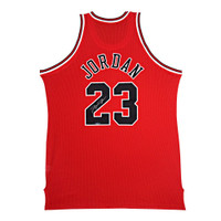 MICHAEL JORDAN Signed Jersey Bulls M&N Authentic Jersey UDA