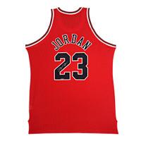MICHAEL JORDAN Signed Jersey Bulls M&N Authentic Jersey UDA