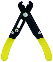 """WIRE STRIPPER 5"""" Electrical Tool 24-10 Gauge Wires Stripping bcg"""