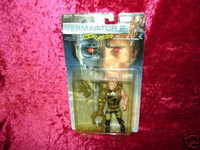 TERMINATOR 2 CYBER GRIP Action Figure Toy New on Card z