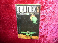 Star Trek 5 Original TV SERIES EPISODES ADAPTATIONS z