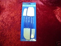RUBBER SPATULAS 4 Kitchen Utensils Hobby Arts Crafts z
