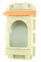 Playmobil 3666 Castle Parts House BAY WINDOW NS Kings Medieval Knights bcg