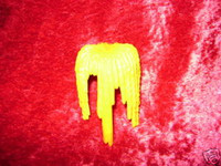 Playmobil 3841 DRAGON TEMPLE Parts HANGING VINES GOLD z