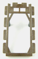 Playmobil 3666 Castle Parts Wall OPEN FRAME SMALL Part Kings Medieval Knights bcg