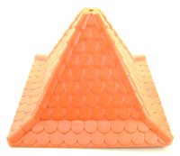 Playmobil 3666 Castle Parts Tower ROOF SQUARE Kings Knights bcg