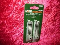"Kato 20046 N UNITRACK STRAIGHT TRACK BUMPER A 2-7/8""  z"