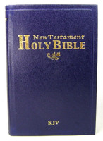 HOLY BIBLE New Testament KJV POCKET SIZED Always with You bcg