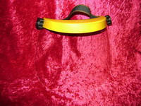 FACE SHIELD Safety Flips Up ADJUSTABLE Strap Fits All z