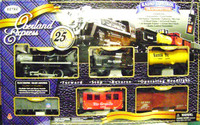 EZTEC OVERLAND EXPRESS TRAIN SET RC G Scale Scientific Toys New z