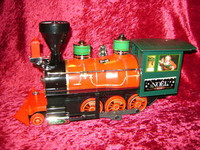 EZTEC LOCOMOTIVE R/C SANTA EXPRESS Christmas Train G z